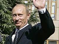 Путин посетит единственный в стране детский ортопедический