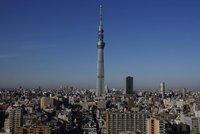 Новая телебашня в Токио стала самой высокой в мире. tokyo