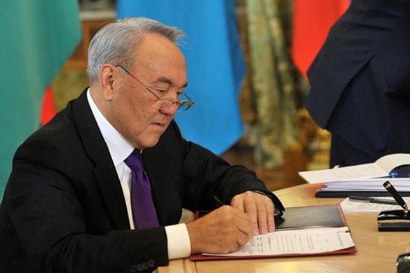 Нурсултан Назарбаев получил 97,5% голосов избирателей на выборах 26 апреля. Назарбаев победил на выборах в Казахстане