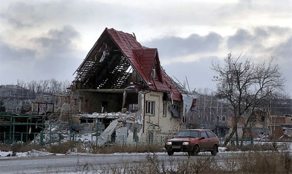 В июле пострадало рекордное количество мирных жителей Донбаса