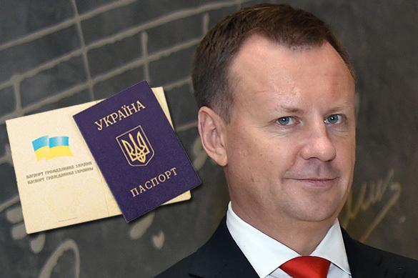 СМИ сообщили о купленном украинском паспорте Вороненкова