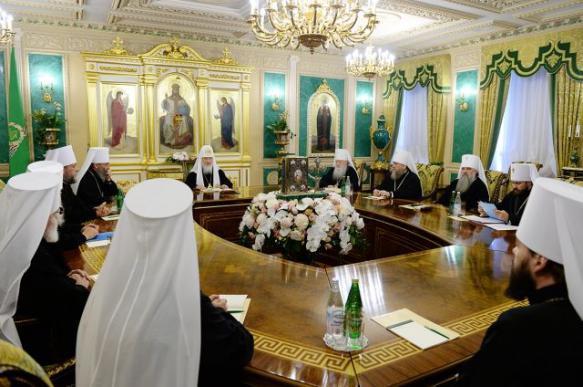 Синод РПЦ поддержал Украинскую православную церковь. 402385.jpeg