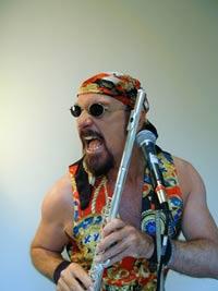 Группа Jethro Tull.
