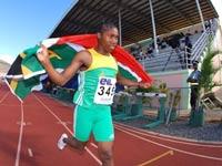 Чемпионка мира из ЮАР скорее мужчина, чем женщина
