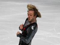 Плющенко выиграл квалификацию на европейском первенстве. Плющенко