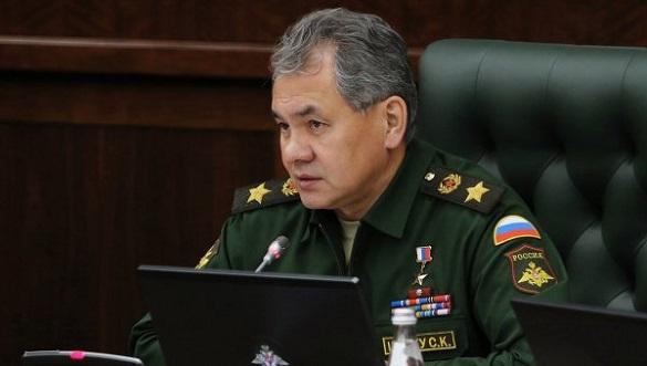 Сергей Шойгу: США прорабатывают военные сценарии вблизи границ РФ. Шойгу: CША думают о военных сценариях возле РФ