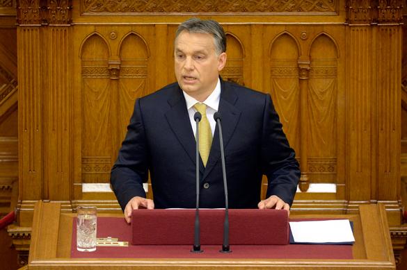 Венгерия обвиняет США в попытках втянуть Европу в