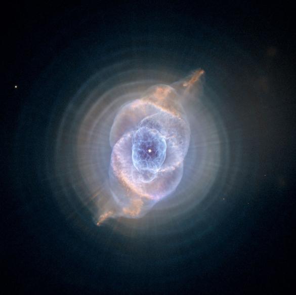 Телескоп Хаббл уходит с орбиты