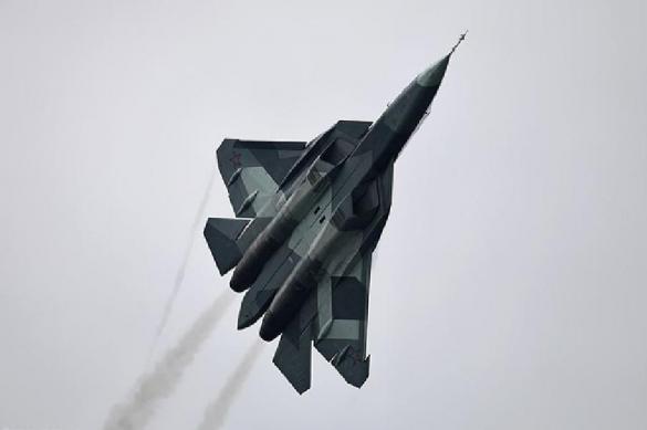 Су-57 объявили