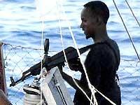Пираты убили капитана корабля, отказавшегося изменить маршрут
