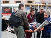В Минске задержали подозреваемых в причастности к теракту. minsk