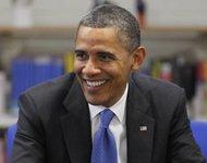 Обама получит страховку от нападения крокодилов. obama