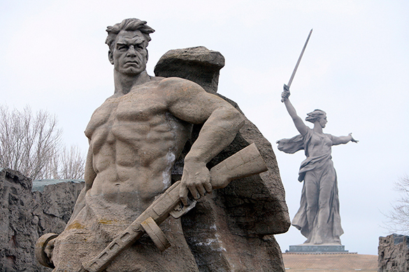 Как нацисты создавали миф о Сталинграде. Как нацисты создавали миф о Сталинграде