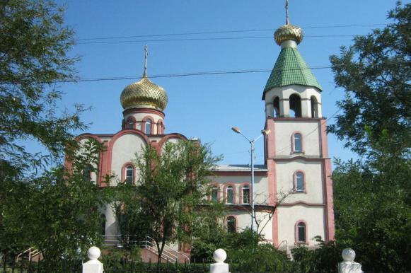 В дагестанских церквях усилены меры предосторожности. В дагестанских церквях усилены меры предосторожности