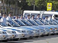 Московские милиционеры вооружились системой ГЛОНАСС