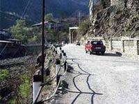 Автомобиль рухнул с обрыва в Дагестане, есть жертвы