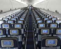 Омский аэропорт прекратил обслуживание рейсов