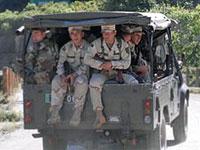 Украинцы воевали на стороне Грузии в августе 2008 года