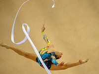 Знаменитая гимнастка отдала все свои награды Бутырке. gym