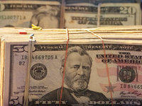 Бизнес-сводка: доллар снова подешевел, акции поднялись. 243389.jpeg