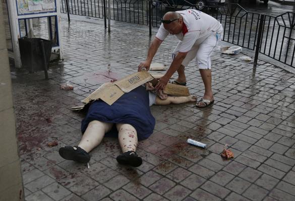 Эксперт: бедные и больные Украине не нужны. Они должны умереть. ВИДЕО. жертвы донбасс война смерть