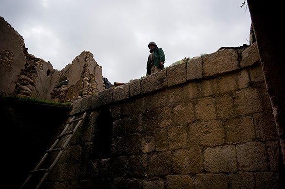 В Пальмире найдено крупное захоронение