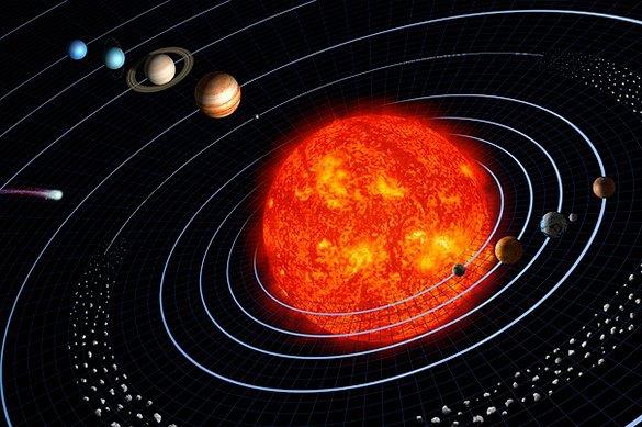 Все тайны Вселенной скрыты в ближнем космосе