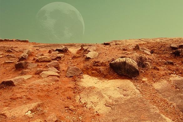 Сенсационная находка доказывает наличие воды на Марсе