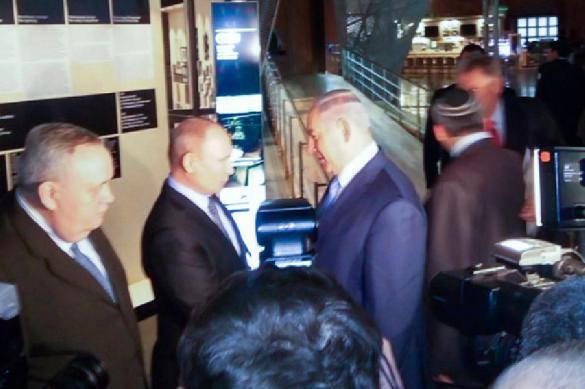 Путин и лидер Израиля договорились в Еврейском музее. 382389.jpeg