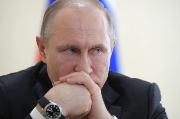 Заставит уважать силой: Washington Post пугает неукротимым Путиным. 387389.jpeg
