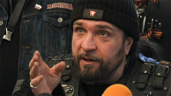 """Лидер """"Ночных волков"""" вызвал на дуэль лидера """"крымской весны"""" Чалого."""