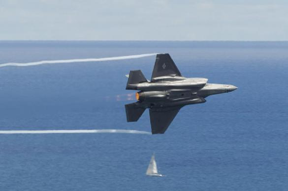 Пентагон передаст Турции партию F-35 без согласия когресса. 388390.jpeg