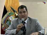 На президентских выборах в Эквадоре побеждает действующий