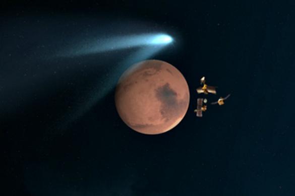 КЗемле приближается внушительная комета
