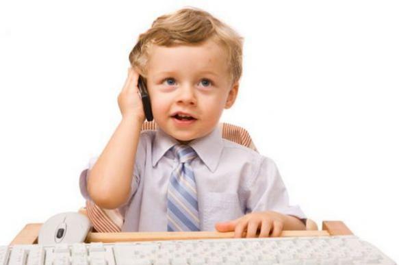 Ученые рассказали о проблемах с учебой у младшеклассников из-за мобильных телефонов. 397391.jpeg