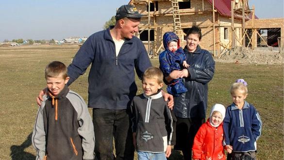 Многодетным семьям добавят льгот на приобретение жилья и создание ферм. 402391.jpeg