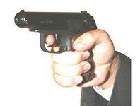 В московском супермаркете милиционер расстрелял двух человек