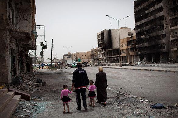 Запад сделал из Ливии африканскую Украину