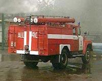 В Москве сгорели семь гаражей