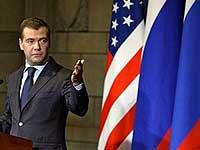 Медведев верит в будущую дружбу России с Грузией, но не с