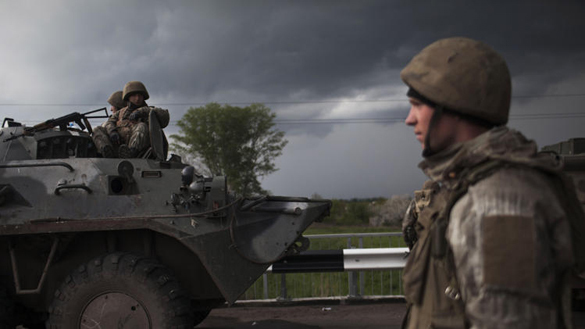 Александр Малыхин: Киевская армия начала боевые действия в ЛНР по аналогии с фашистами. 292393.jpeg