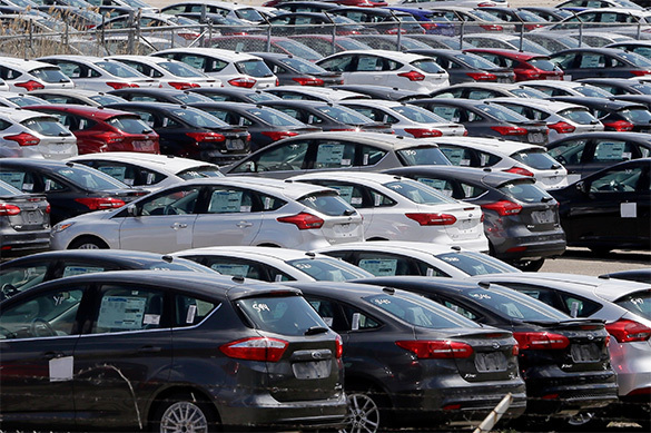 В России вырос спрос на авто в кредит. В России вырос спрос на авто в кредит