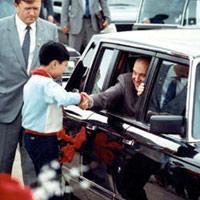 Первому и единственному президенту СССР исполняется 78 лет