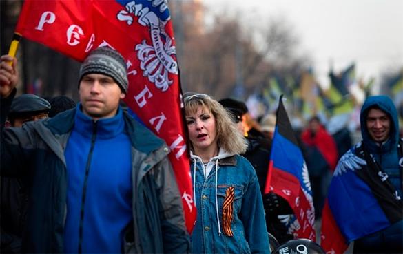 Скорее Донбасс захватит Украину, чем Украина Донбасс - мнение.