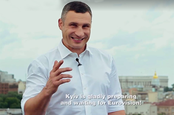 Адский ад: соцсети взорвала видеопрезентация Киева к Евровиде