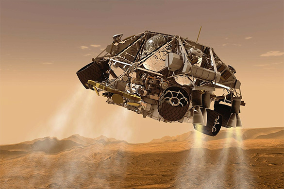 Эксперты НАСА одобрили список 22 безумных проектов по освоению
