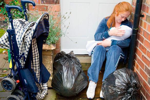 Минтруда: больше половины бедняков в России — семьи с детьми. Минтруда: больше половины бедняков в России — семьи с детьми