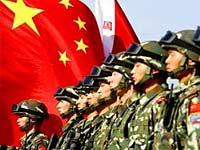 Китай начинает масштабные военные учения
