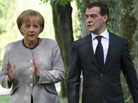 Медведев и Меркель встретились на саммите G20