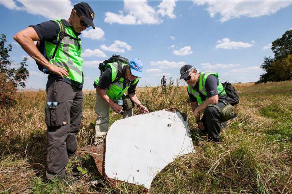 Boeing над государством Украина сбила «невидимая ракета»— Следователи